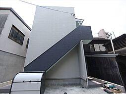愛知県名古屋市北区真畔町の賃貸アパートの外観