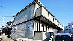 福岡県福岡市城南区南片江1丁目の賃貸アパートの外観