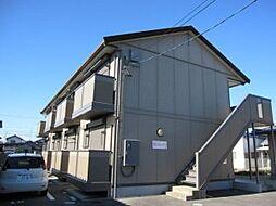 三重県津市高茶屋5丁目の賃貸アパートの外観