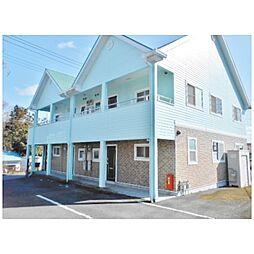 静岡県御殿場市神山の賃貸アパートの外観
