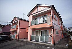 タウンハイツIV[2階]の外観