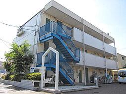 東京都西東京市東伏見4丁目の賃貸マンションの外観
