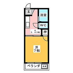 【敷金礼金0円!】ドムール長湫