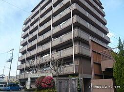 プランテーム吉田[6階]の外観