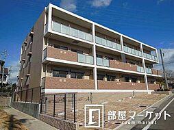愛知県みよし市黒笹1丁目の賃貸マンションの外観