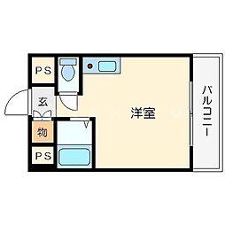 マンションSUMUS[6階]の間取り