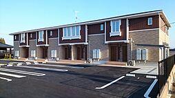 鹿児島県姶良市西姶良4丁目の賃貸アパートの外観