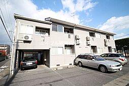 サライ西古松[1階]の外観