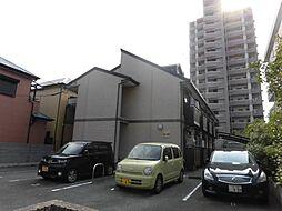 大阪府堺市西区鳳東町7丁の賃貸アパートの外観