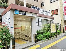 三ノ輪駅(現地まで1040m)