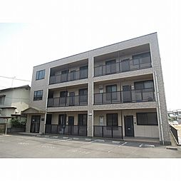 フィネス幸田B[3階]の外観