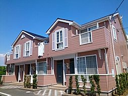 静岡県浜松市南区西島町の賃貸アパートの外観