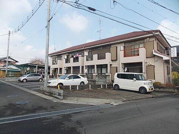 埼玉県ふじみ野市築地3丁目の賃貸アパート