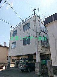 北海道札幌市東区北二十五条東10丁目の賃貸マンションの外観