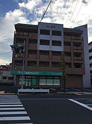 東京都足立区南花畑2丁目の賃貸マンションの外観