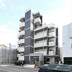 愛知県名古屋市天白区植田西2の賃貸マンションの外観