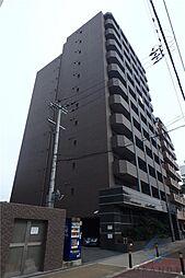 クレアートアドバンス北大阪[1001号室]の外観