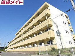 亀山マンションB棟[2階]の外観