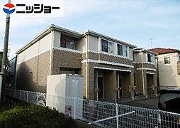 スパッティオ コモド[2階]の外観