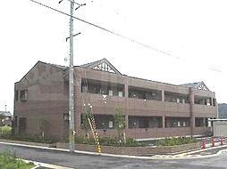 京都府木津川市加茂町駅東4丁目の賃貸アパートの外観