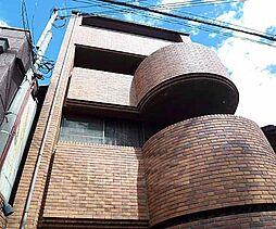 京都府京都市下京区松原通油小路東入天神前町の賃貸マンションの外観