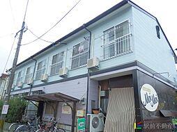 コーポ山田Ⅴ[2階]の外観