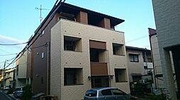 カーサ・カルマ桃山[2階]の外観