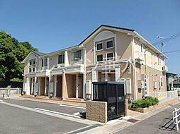 兵庫県神戸市垂水区多聞台2丁目の賃貸アパートの外観