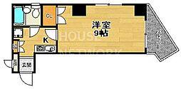 DETOM-1今出川通[903号室号室]の間取り