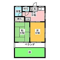 新秋津駅 4.5万円