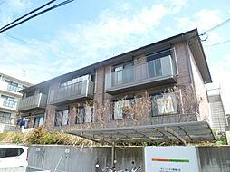 サニーハイツ香里ヶ丘[1階]の外観