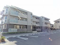広島県福山市引野町1丁目の賃貸アパートの外観