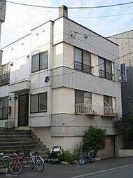 第2マンションポプラ[10号室]の外観