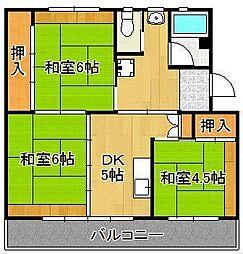 【敷金礼金0円!】ビレッジハウス直方 3号棟