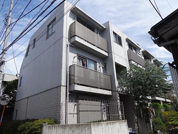 メゾンドマカロン[3階]の外観