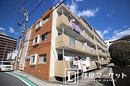 愛知県豊田市柿本町2丁目の賃貸マンションの外観