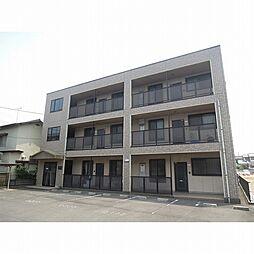 フィネス幸田B[2階]の外観