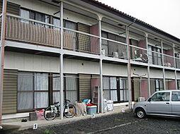 直井コーポ B[111号室]の外観