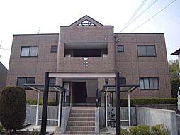 奈良県奈良市朱雀1丁目の賃貸マンションの外観