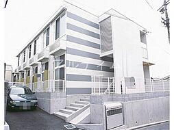 レオパレス泉涌寺[2階]の外観