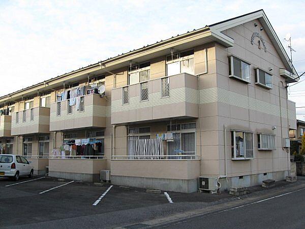 奈加乃内ハイツ1[1階]の外観