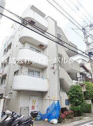 東京都葛飾区東四つ木4の賃貸マンションの外観