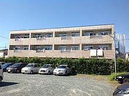 浜北グランドマンション[1階]の外観