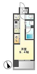 GRAND ESPOIR IZUMI[5階]の間取り