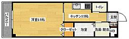 KTビル[2階]の間取り