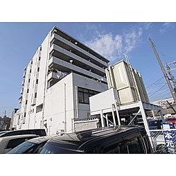 奈良県香芝市瓦口の賃貸マンションの外観
