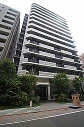 東京都大田区西蒲田8丁目の賃貸マンションの外観
