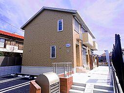 [テラスハウス] 埼玉県新座市野火止8丁目 の賃貸【/】の外観