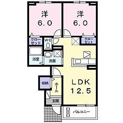 H・Style[1階]の間取り