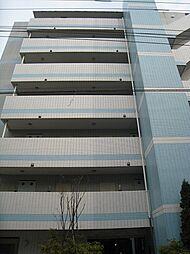 東京都墨田区立川4丁目の賃貸マンションの外観